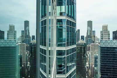 Perspectives, Aon and Prudential Tower, Chicago, Illinois