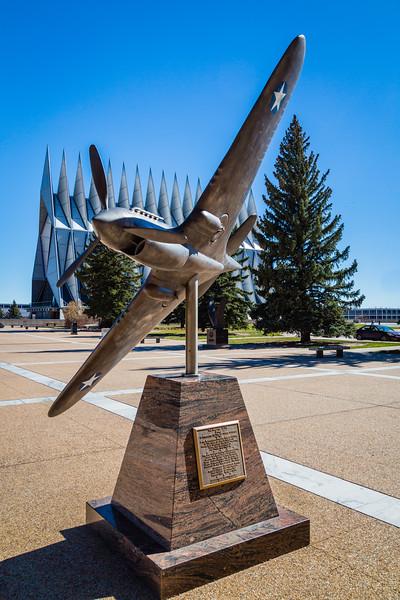 P-40 Memorial