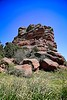 Red Rocks Amphitheater and Surrounding Area