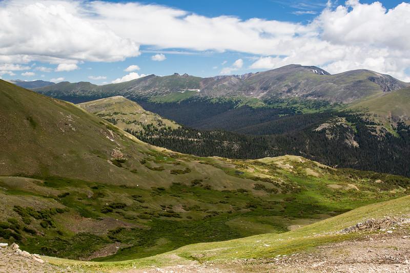 Trail Ridge Road Summit