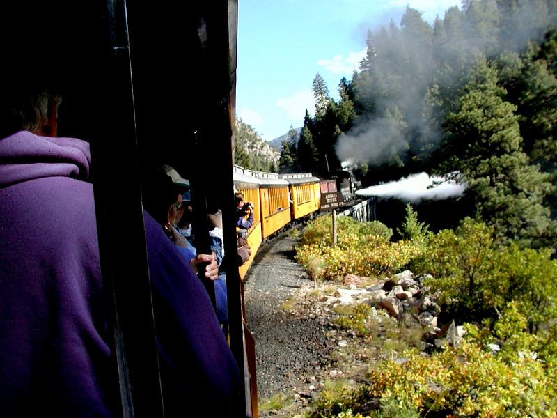 CO-Durango-to-Silverton by Rail Road-2001-09-21-0054