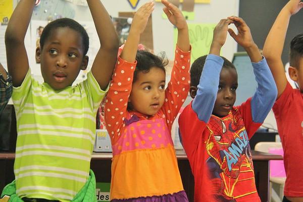 USA Day Child Development PM group 5-10-2017