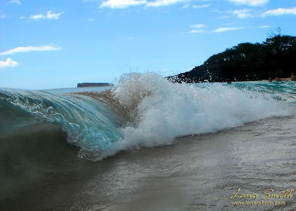 Hawaii Maui waves 2 sig