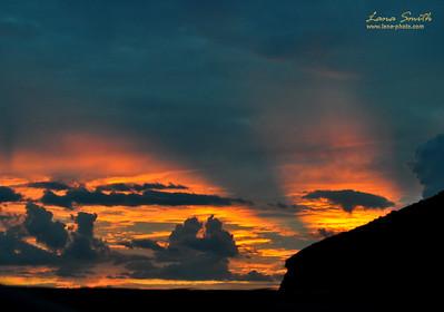 Hawaii Maui Sunset sig