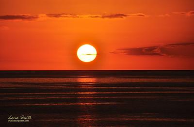 Hawaii Maui velvet sunset sig