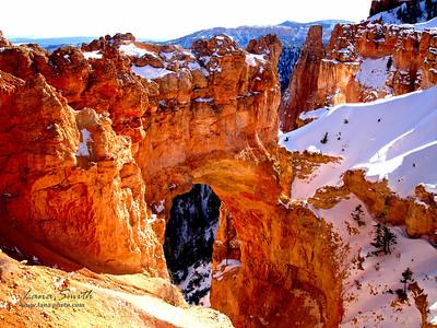 Bryce Canyon Arch, UTsig