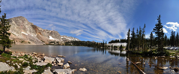 Snowy Range Panorama, WY sig