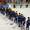 2012 U.S. National Junior Team - The Finland National Junior Team defeated the U.S. National Junior Team 4-1 in pool play of the World Junior Championships on December 28, 2011, at the Rexhall Centre, in Edmonton,  Alberta, Canada.