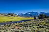 Sawtooth Mountains View