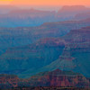 Red Bathes The Canyon