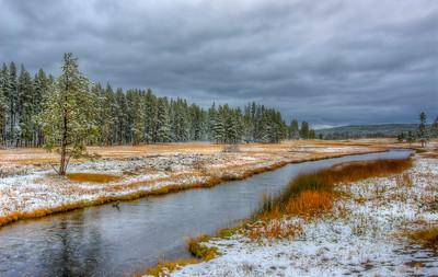 Nez Perce Creek