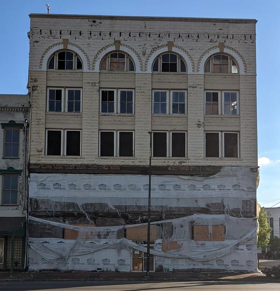 Selma building