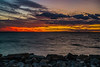 Late Sunset over the Chesapeake Bay