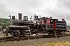 Locomotive Curtis Lumber Co. Heisler #2