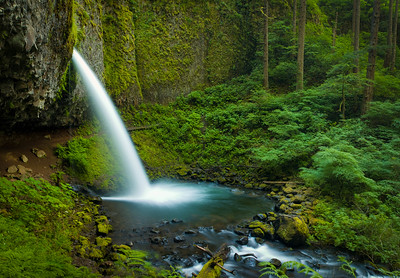 Ponytail Falls, Columbia River Gorge