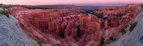 After Sunset, Bryce Canyon, Utah