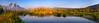 Smoky Morning, Stanley Lake, Idaho