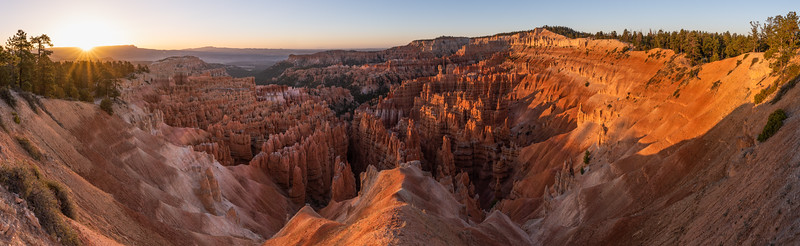 Sunrise, Bryce Canyon, Utah