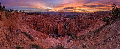 Near Inspiration Point, Bryce Canyon, Utah