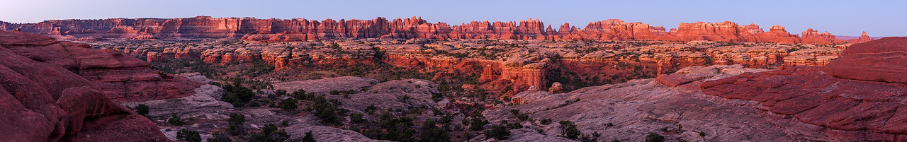 The Needles, Canyonlands NP, Utah