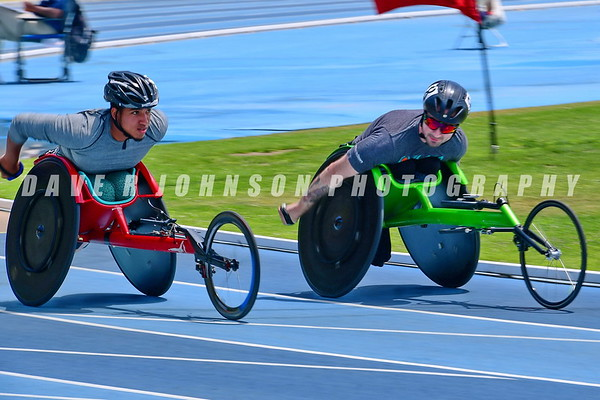 USA Paralympics Track and Field National Championships, Drake Stadium, UCLA