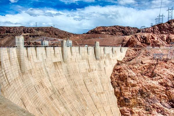 Hoover Dam  - 004