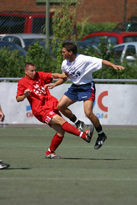 Staff vs B-19 Heden Center at Gothia Cup Sweden July 20 018