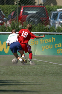 Staff vs B-19 Heden Center at Gothia Cup Sweden July 20 037