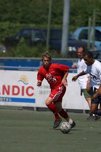 Staff vs B-19 Heden Center at Gothia Cup Sweden July 20 012