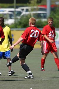 Staff vs B-19 Heden Center at Gothia Cup Sweden July 20 044