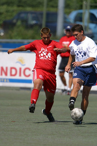 Staff vs B-19 Heden Center at Gothia Cup Sweden July 20 016