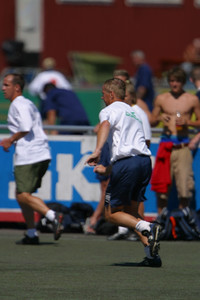 Staff vs B-19 Heden Center at Gothia Cup Sweden July 20 010