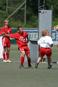 Staff vs B-19 Heden Center at Gothia Cup Sweden July 20 033