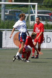 Staff vs B-19 Heden Center at Gothia Cup Sweden July 20 008