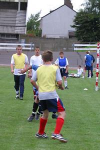 Liverpool- Manchester Training - Activities 22 Jul 02 059