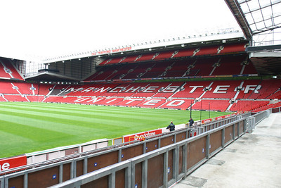 Old Trafford and Training 23 Jul 02 014
