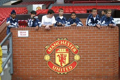 Old Trafford and Training 23 Jul 02 020