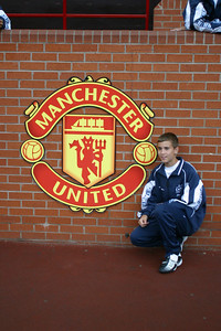 Old Trafford and Training 23 Jul 02 026