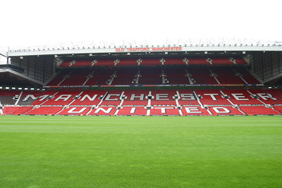 Old Trafford and Training 23 Jul 02 023