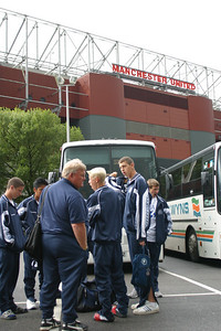 Old Trafford and Training 23 Jul 02 002