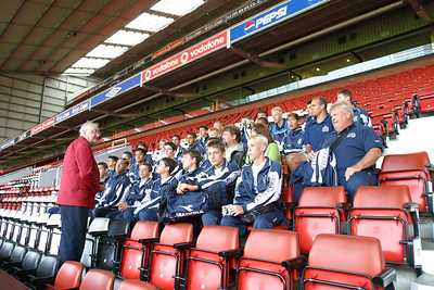 Old Trafford and Training 23 Jul 02 003