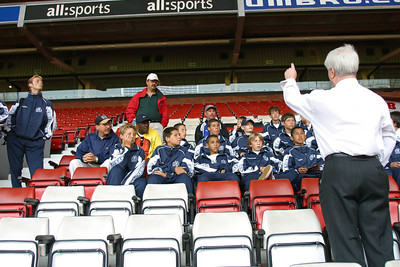 Old Trafford and Training 23 Jul 02 007