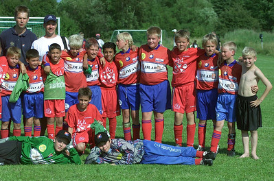 USA - Gothia Cup - Goteborg Sweden 16July02 Matches 16145