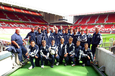 Old Trafford and Training 23 Jul 02 087