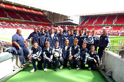 Old Trafford and Training 23 Jul 02 086