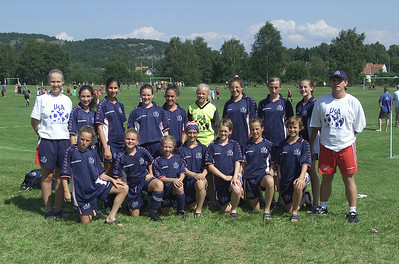 USA - Gothia Cup - Goteborg Sweden 16July02 Matches 16017