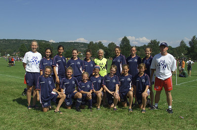 USA - Gothia Cup - Goteborg Sweden 16July02 Matches 16016