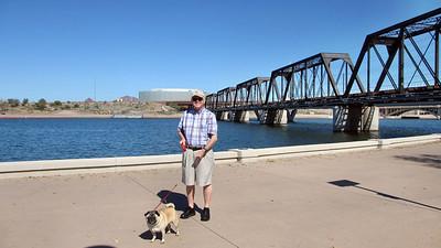 Phoenix, Arizona February 2013 - Tempe Town Lake