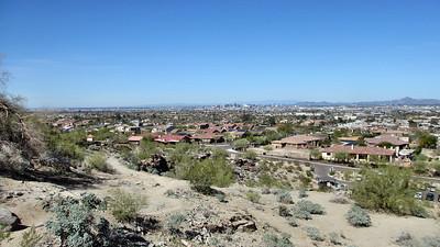 Phoenix, Arizona February 2013 - South Mountain Hike