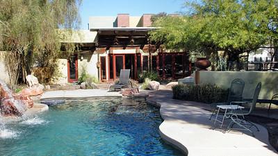Phoenix, Arizona February 2013 - Brad's office